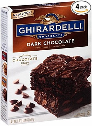 Instant Pot Ghirardelli Brownies | Micetro | Copy Me That