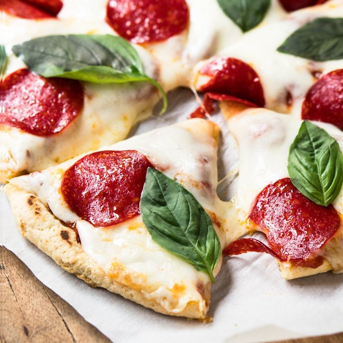 15 Minute Keto Pizza Crust Sonia S Copy Me That