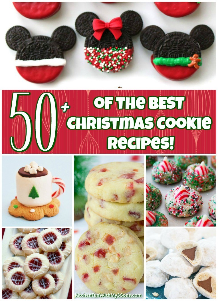 Best Christmas Cookie Recipes.50 Of The Best Christmas Cookie Recipes Mebclardy Copy