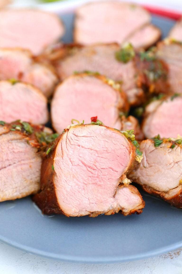Best Grilled Pork Tenderloin Recipe Ever With Marinade