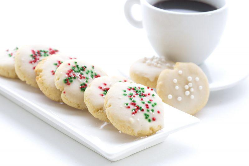 Classic Italian Christmas Cookies