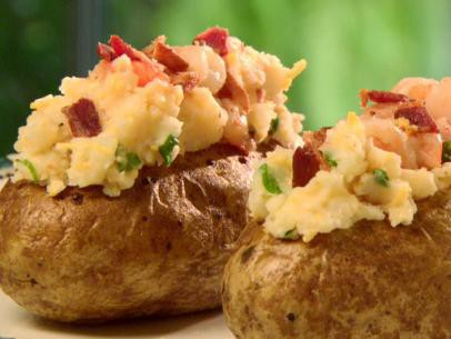 Deluxe Twice Baked Potatoes With Shrimp Angking23 Copy Me That