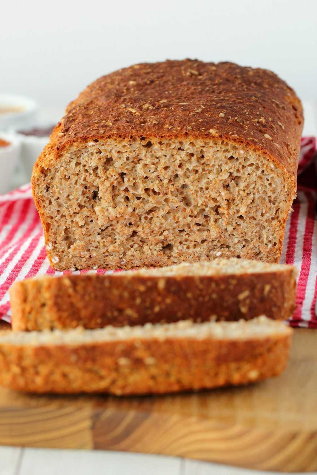 Easy No-Fail Whole Wheat Bread | SuzieQ1947 | Copy Me That