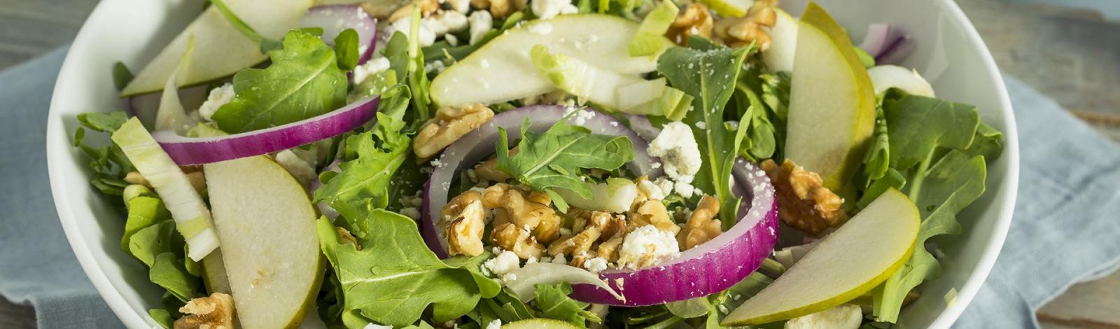 Escarole Salad Pears Blue Cheese Gail R Copy Me That