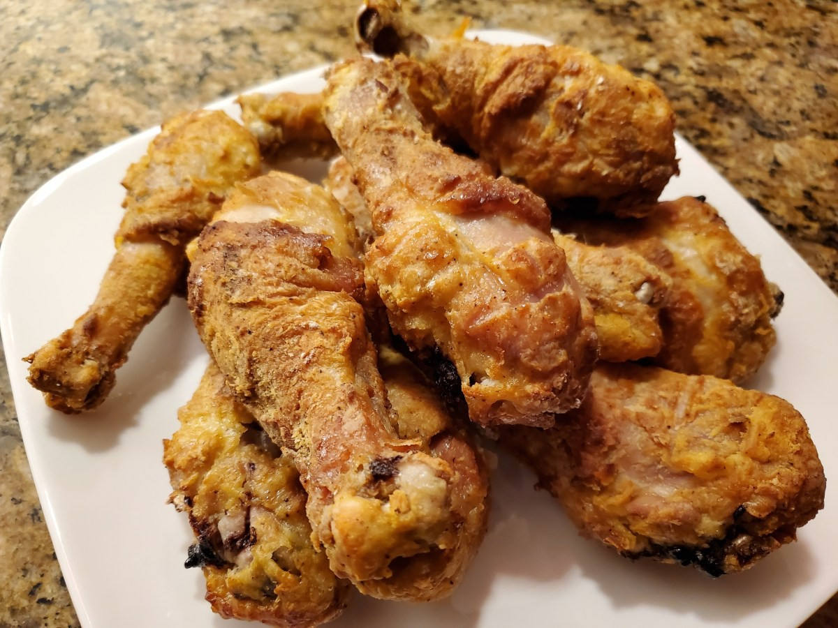 Instant Air Fryer Southern Fried Chicken Jt Copy Me That