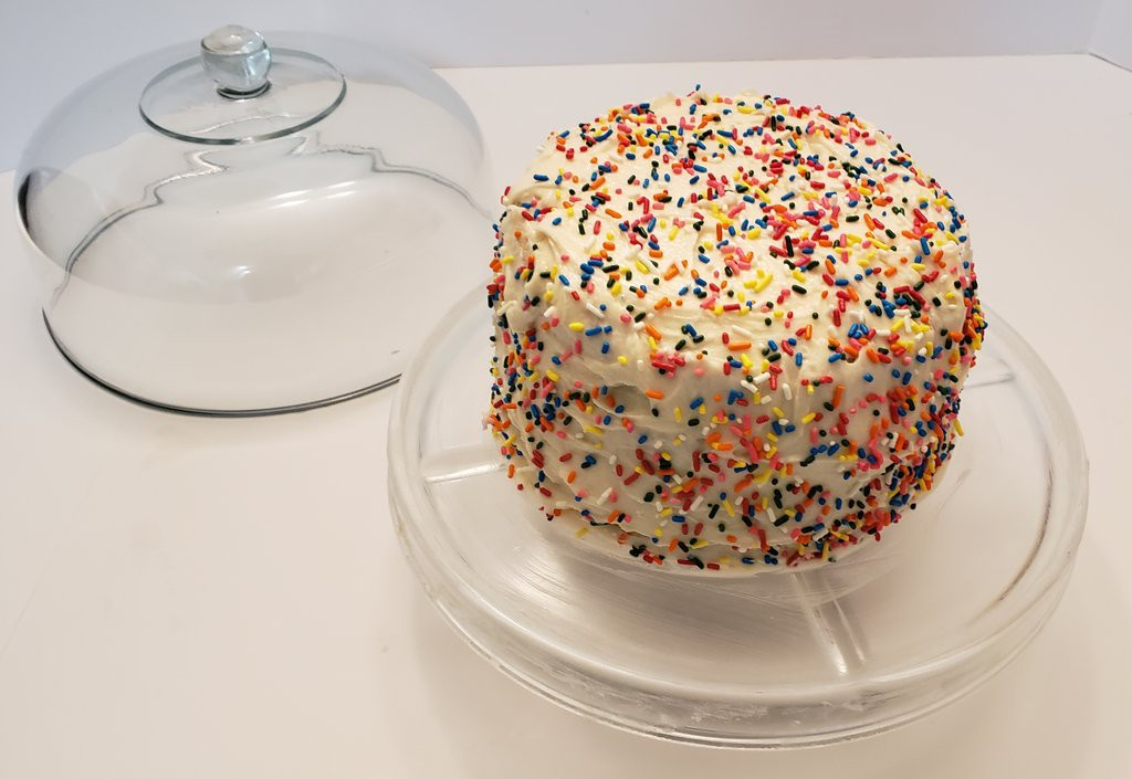 Brilliant Instant Pot Confetti Birthday Cake Cathy L Copy Me That Funny Birthday Cards Online Elaedamsfinfo