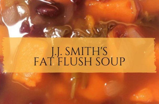 J J  Smith's Fat Flush Soup