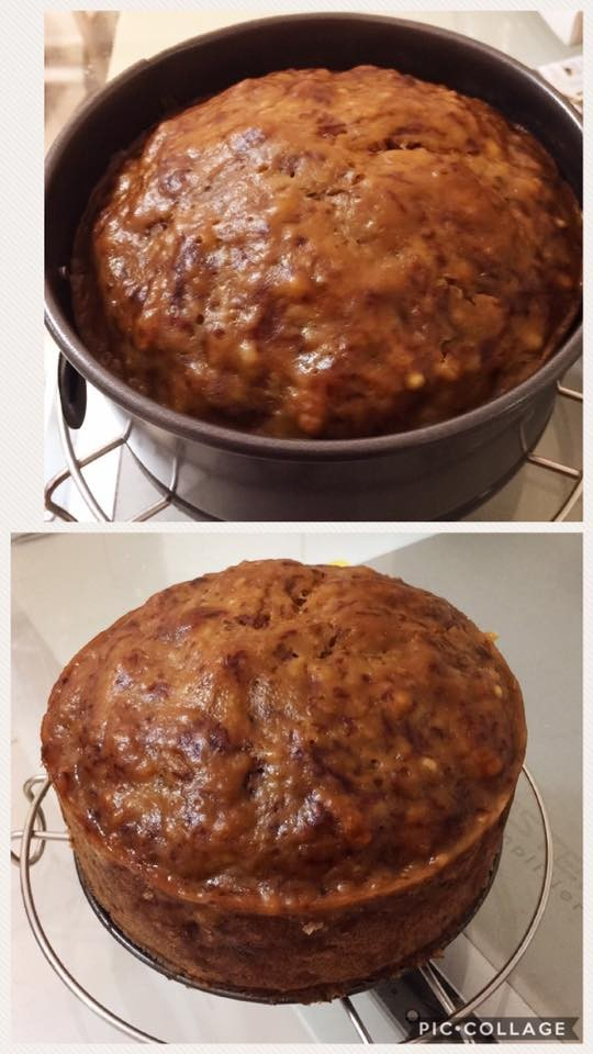 Maple Walnut Banana Bread Instant Pot Lowcarber Copy Me That