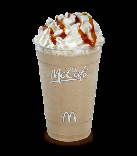 Mcdonald S Caramel Frappe Melba Martin Copy Me That