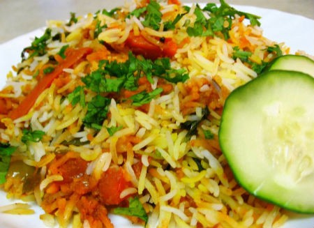 Of Veg Biryani South Indian Recipes By United Pressure Cooker Sneh Copy Me That