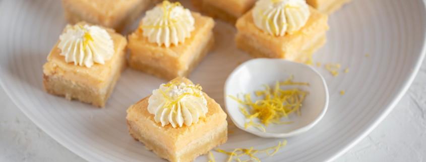 Sugar Free Lemon Bars | Pam | Copy Me That