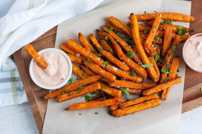 Sweet Potato Fries Dipping Sauce