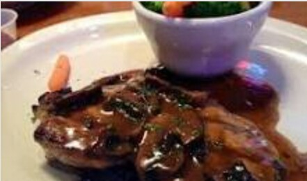 Texas Roadhouse Portobello Mushroom Chicken Melba Martin Copy Me That