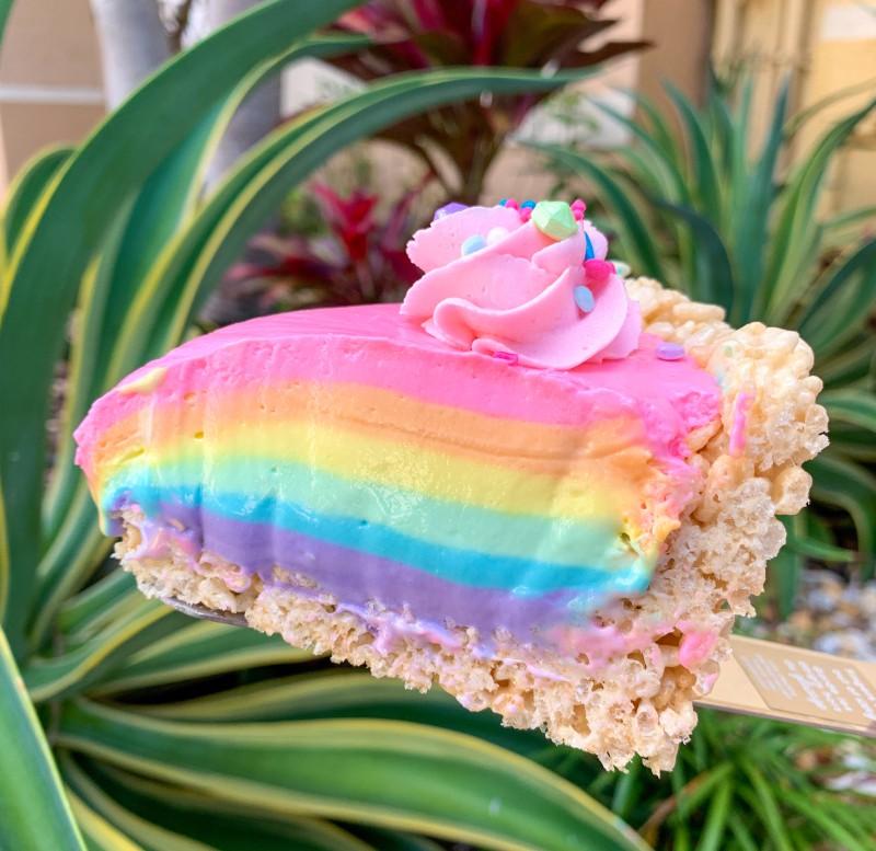 Unicorn Rice Krispy Cheesecake Linda Marie Rogers Smith Copy Me That